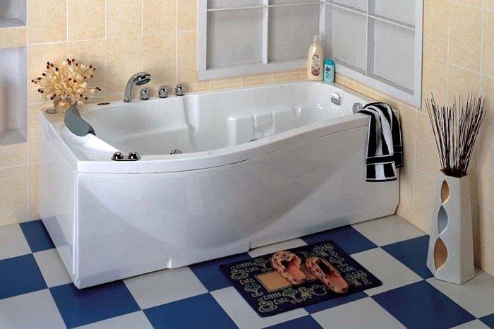 Акриловая ванна: 5 правил ухода