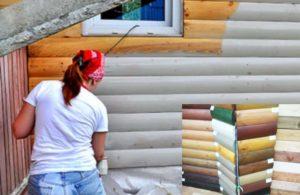 Как красиво покрасить блок-хаус: Лаки и краски- Инструкция процессов