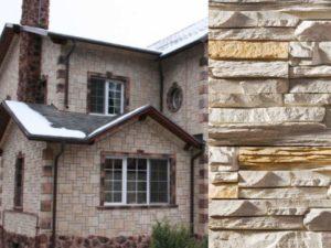 Как сделать фасад дома своими руками дешево и красиво в частном доме: