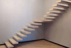Консольная лестница: