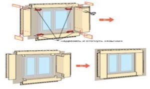 Околооконные планки для сайдинга: назначение и установка