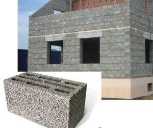 Керамзитобетонные блоки:  Виды и их Преимущества: Декоративные цветные блоки