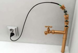 Греющий кабель в трубу: Резистивные и Саморегулирующиеся- Преимущества +Подробности в Видео и Фото