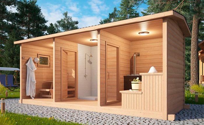 Мобильная баня для вашего здоровья и удовольствия